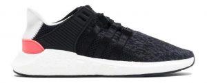 Adidas EQT Support 93/17 Boost 'Black/Turbo'